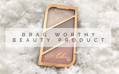 Brag Worthy Beauty Product – Rimmel London Kate Sculpting & Highlighting Kit